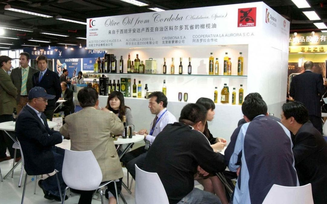ANDALUSIAN OLIVE OIL IN CHINA