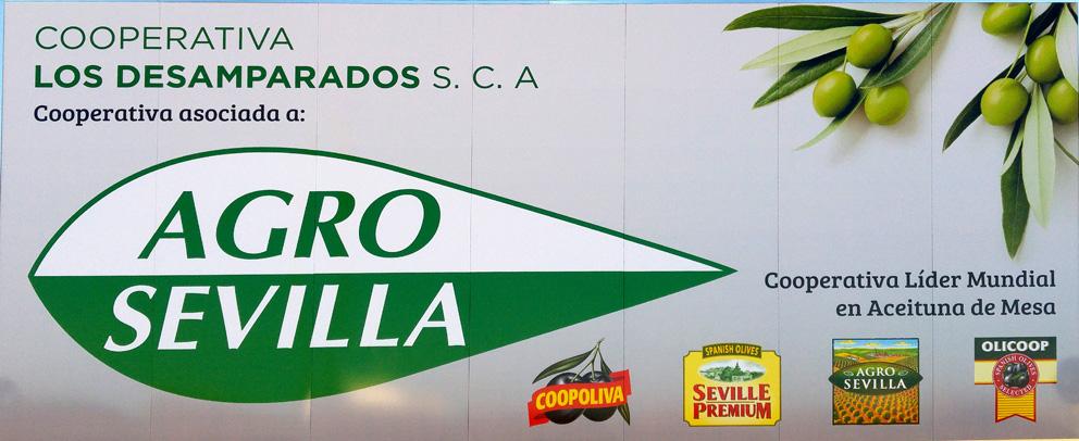 Rótulo Agro Sevilla